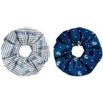 League Split Scrunchie Gift Pack, 2pk