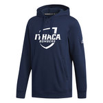 Adidas Team 19 Hooded Sweatshirt - Imprinted Design