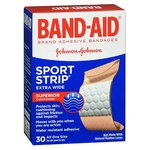 Bandaid Sport Strip (Extra Wide), 30 Count
