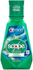 Crest Scope Mouthwash, 8.4oz.