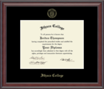 Diploma Frame - Studio Embossed