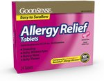 Good Sense Allergy Relief Tablets, 24ct