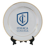 Ithaca College Plate