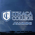 Ithaca College Decal - Alumni