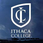 Ithaca College Decal - Institution Mark