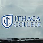 Ithaca College Static Cling