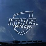 Bomber Sports - Ithaca Football Decal