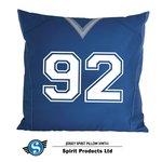 Ithaca College Jersey Spirit Pillow