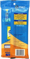 Pledge Multi-Surface Wipes, 25 Count