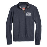 League Tri-Blend Embroidered 1/4 Zip