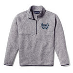 League Women's Saranac 1/4 Zip Fleece - Embroidered Design