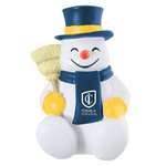 Dennis the Snowman