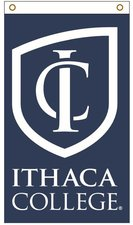 Ithaca College Flag - Outdoor 3' X 5'