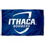 Ithaca Bombers Flag - Outdoor 3' X 5'